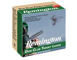 "Remington Gun Club 2.75"" 20 Gauge Ammo 9, 25/box - GC209"