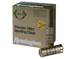 "Remington Premier Nitro Sporting Clays 2.5"" 410 Gauge Ammo 8, 25/box - STS410NSC8"