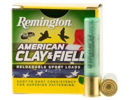 "Remington American Clay & Field Sport 2.5"" 410 Gauge Ammo 8, 25/box - HT4108"