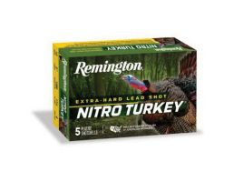 "Remington Nitro Turkey 3.5"" 12 Gauge Ammo 6, 5/box - NT12356A"