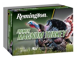 "Remington Premier Magnum Copper-Plated Turkey 3.5"" 10 Gauge Ammo 4, 5/box - P10HM4A"