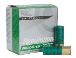 "Remington Nitro Steel 2.75"" 16 Gauge Ammo 4, 25/box - NS16HV4"