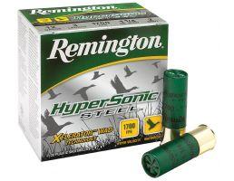 "Remington HyperSonic Steel 3"" 12 Gauge Ammo 4, 25/box - HSS124"