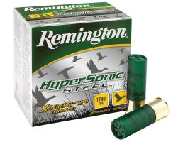 "Remington HyperSonic Steel 3"" 12 Gauge Ammo 1, 25/box - HSS12M1"
