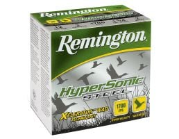 "Remington HyperSonic Steel 3.5"" 10 Gauge Ammo BBB, 25/box - HSS10C"