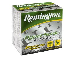 "Remington HyperSonic Steel 3.5"" 10 Gauge Ammo BB, 25/box - HSS10B"