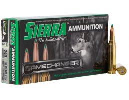 Sierra GameChanger 90 gr Tipped GameKing .243 Win Ammo, 20/box - A410302