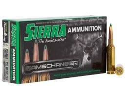 Sierra GameChanger 100 gr Tipped GameKing 6mm Crd Ammo, 20/box - A411004