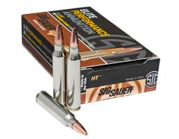 Sig Sauer Elite Hunting 80 gr Copper Hollow Point .243 Win Ammo, 20/box - E243H120