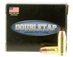 DoubleTap Ammunition DT Defense 230 gr Jacketed Hollow Point/Lead Ball 10mm Ammo, 20/box - 10MM230EQ