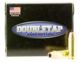 DoubleTap Ammunition DT Defense 135 gr Controlled Expansion Jacketed Hollow Point 10mm Ammo, 20/box - 10MM135CE