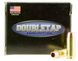 DoubleTap Ammunition DT Tactical 155 gr Barnes TAC-XP 10mm Ammo, 20/box - 10MM155X