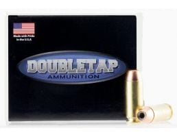 DoubleTap Ammunition DT Hunter 200 gr Controlled Expansion Jacketed Hollow Point 10mm Ammo, 20/box - 10MM200CE