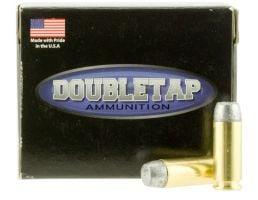 DoubleTap Ammunition DT Hunter 200 gr Wide Flat Nose Gas Checked Hard Cast 10mm Ammo, 20/box - 10MM200HC