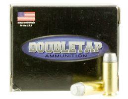 DoubleTap Ammunition DT Hunter 230 gr Wide Flat Nose Gas Checked Hard Cast 10mm Ammo, 20/box - 10MM230HC