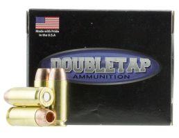 DoubleTap Ammunition DT Tactical 125 gr Barnes TAC-XP 10mm Ammo, 20/box - 10MM125X