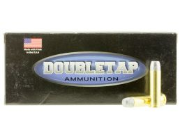 DoubleTap Ammunition DT Hunter 180 gr Wide Flat Nose Gas Check Hard Cast Solid .357 Mag Ammo, 20/box - 357M180HC