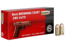 Geco 95 gr Full Metal Jacket .380 ACP Ammo, 50/box - 270540050