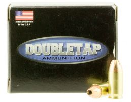 DoubleTap Ammunition DT Defense 95 gr Jacketed Hollow Point .380 ACP Ammo, 20/box - 380A95CE