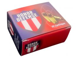 Honor Defence 75 gr Hollow Point Frangible .380 ACP Ammo, 20/box - HD380AUTO