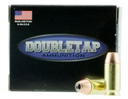 DoubleTap Ammunition DT Defense 185 gr Controlled Expansion Jacketed Hollow Point .45 ACP Ammo, 20/box - 45A185CE