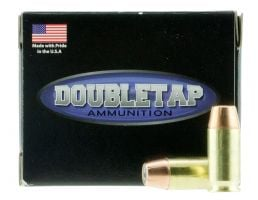 DoubleTap Ammunition DT Defense 230 gr Controlled Expansion Jacketed Hollow Point .45 ACP Ammo, 20/box - 45A230CE