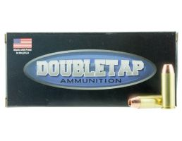 DoubleTap Ammunition DT Tactical 160 gr Barnes TAC-XP .45 Colt Ammo, 20/box - 45CS160X