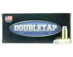 DoubleTap Ammunition DT Hunter 255 gr Keith-Style Hard Cast Semi-Wad Cutter .45 Colt Ammo, 20/box - 45CS255HC