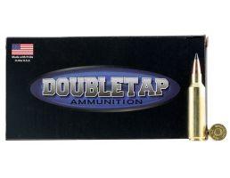DoubleTap Ammunition DT Longrange 130 gr Swift Scirocco II .270 WSM Ammo, 20/box - 270SM130SS