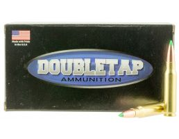 DoubleTap Ammunition DT Defense 125 gr Nosler Ballistic Tip .308 Win/7.62 Ammo, 20/box - 308W125RD