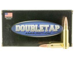 DoubleTap Ammunition DT Longrange 155 gr Hollow Point Boat Tail Match .308 Win Ammo, 20/box - 308W155HP
