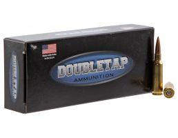 DoubleTap Ammunition DT Longrange 90 gr Sierra MatchKing .224 Valkyrie Ammo, 20/box - 224V90