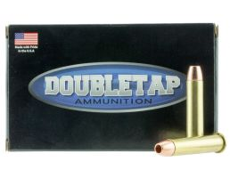 DoubleTap Ammunition DT Hunter 300 gr Barnes TSX .45-70 Ammo, 20/box - 4570300X