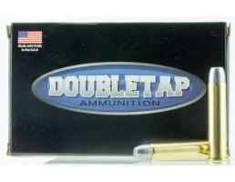 DoubleTap Ammunition DT Hunter 405 gr Wide Flat Nose Hard Cast Solid .45-70 Ammo, 20/box - 4570405HC