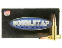 DoubleTap Ammunition DT Hunter 130 gr Swift Scirocco II 6.5 Crd Ammo, 20/box - 65CM130SS