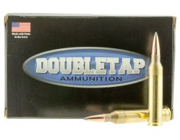 DoubleTap Ammunition DT Longrange 175 gr Bonded Solid Base 7mm Rem Mag Ammo, 20/box - 7M175LR