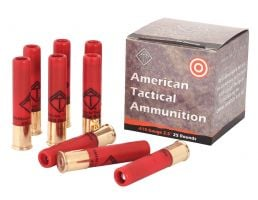 "American Tactical 2.5"" 410 Gauge Ammo, 25/box - ATIAC410R"