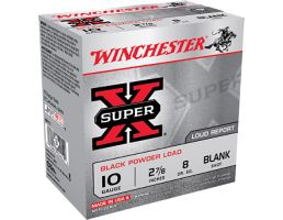 "Winchester Ammunition Super-X Black Powder Load 2.75"" 10 Gauge Ammo, 25/box - XBP10"