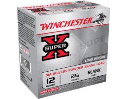 "Winchester Ammunition Super-X Smokeless 2.75"" 12 Gauge Ammo, 25/box - XP12"