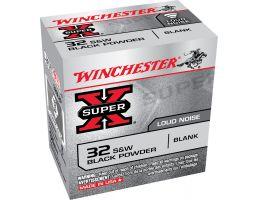 Winchester Ammunition Super-X Blank .32 S&W Ammo, 50/box - 32BL2P