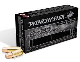 Winchester Ammunition Super Suppressed 45 gr Lead Round Nose .22 WMR Ammo, 50/box - SUP22M