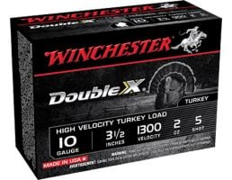 "Winchester Ammunition Double X 3.5"" 10 Gauge Ammo 5, 10/box - STH105"