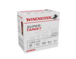 "Winchester Ammunition Super Target 2.75"" 12 Gauge Ammo 7-1/2 - TRGT12007"