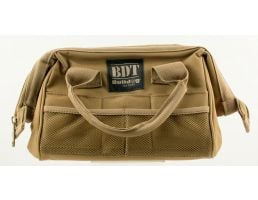 Bulldog Cases BDT Tactical Ammo and Accessory Bag, Tan - BDT405T
