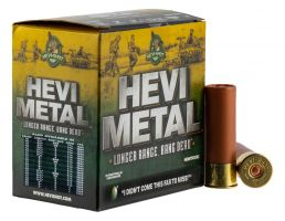 "Hevi-Shot Hevi-Metal Longer Range 3.5"" 10 Gauge Ammo 4, 25/box - 37504"