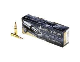 Alexander Arms 120 gr NBT .6.5 Grendel Ammo, 20/box - AG120BTBOX