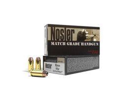 Nosler Match Grade 180 gr JHP 10mm Ammo, 25/box - 51412