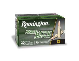 Remington Premier Match 145 gr OTMBT 6.5 PRC Ammo, 20/box - RM65PRC01