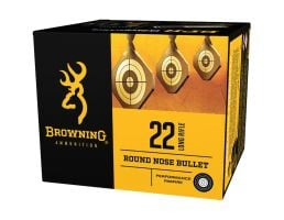 Browning BPR Performance 36 gr PHP .22lr Ammo, 1000/box - B194122000