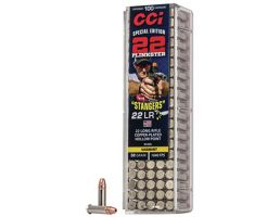 CCI Stangers 32 gr CPHP .22lr Ammo, 100/box - 50100CC